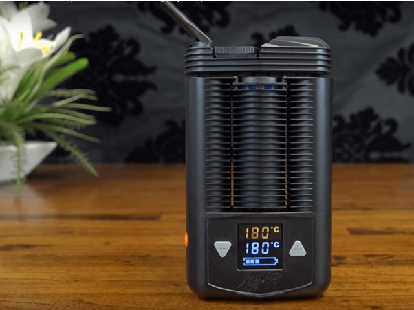 portable vaporizer mighty